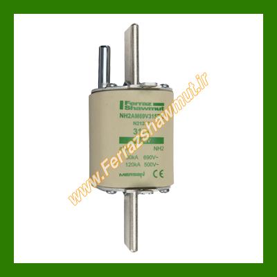 فیوز کاردی تریپ دار NH2AM50V500P-2 - W214149
